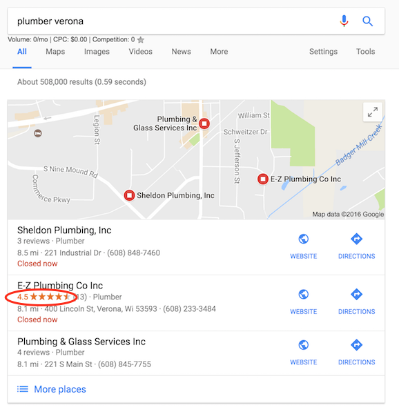 use this email template to ask for google reviews get found madison