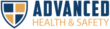 Advanced Health Safety Logo